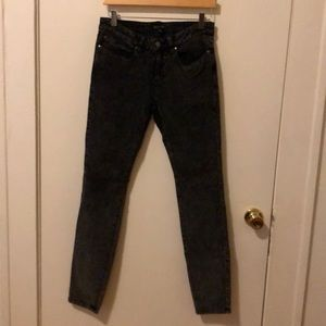 Eileen Fisher Velour Jeans